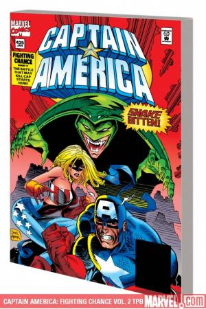 Captain America: Fighting Chance Vol. 2 (2009 - Present)