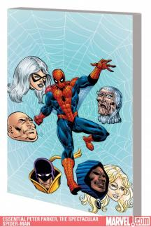 Essential Peter Parker, the Spectacular Spider-Man Vol. 4 (Trade Paperback)