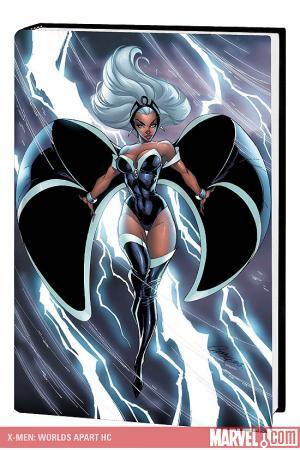 X-Men: Worlds Apart (Hardcover)