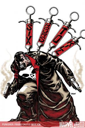 Punisher: Frank Castle (2009) #70