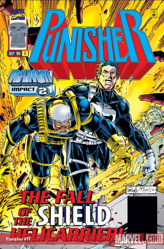 Punisher (1995) #11