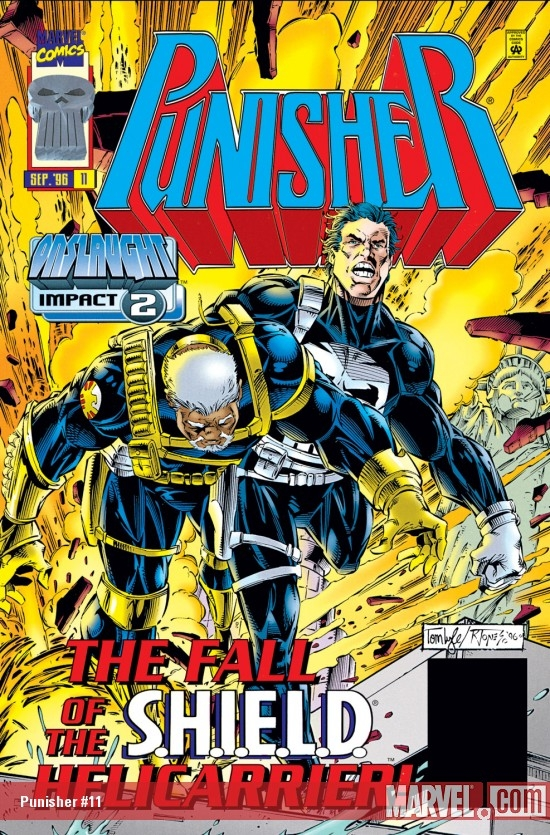 Punisher (1995) #11