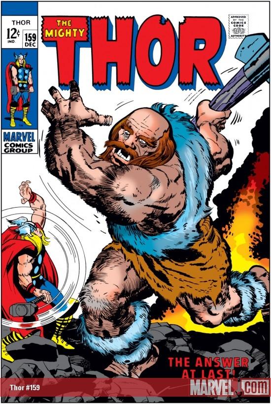 Thor (1966) #159