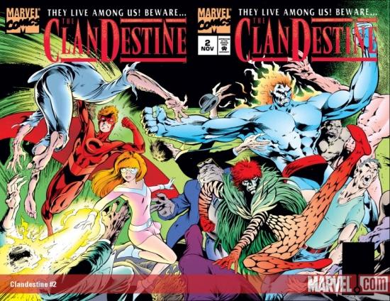 Clandestine (1994) #2