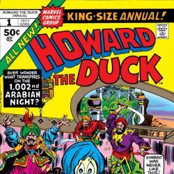 Howard the Duck Annual (1977)