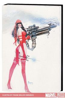 Elektra by Frank Miller (Hardcover)