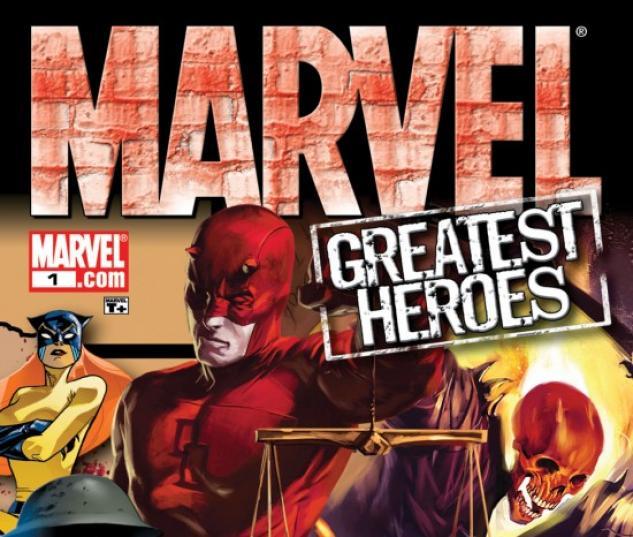 Marvel's Greatest Heroes Sampler #1