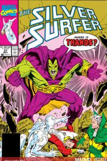 Silver Surfer (1987) #37