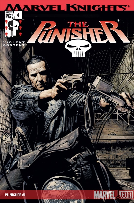 Punisher (2001) #4