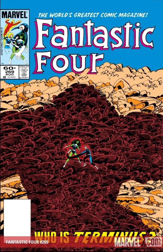Fantastic Four (1961) #269