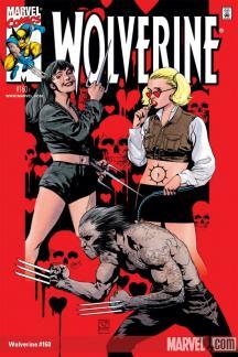 Wolverine #160