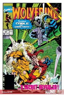 Wolverine Legends Vol. 6: Marc Silvestri Book I (Trade Paperback)