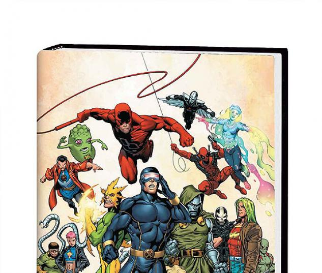 OFFICIAL HANDBOOK OF THE MARVEL UNIVERSE A TO Z VOL. 3 PREMIERE #0