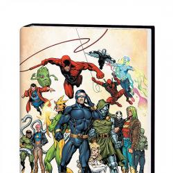 Official Handbook of the Marvel Universe a to Z Vol. 3 Premiere