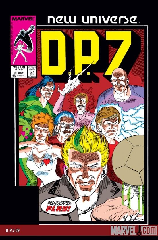 D.P.7 (1986) #9