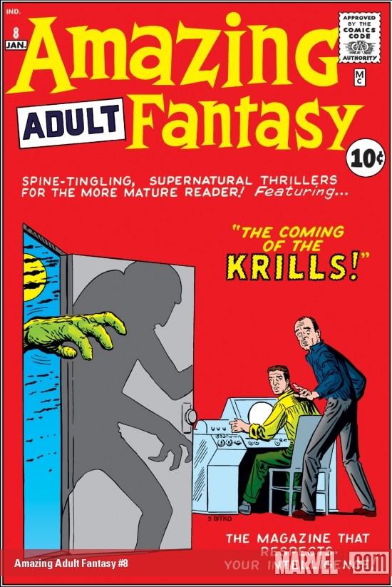 Amazing Adult Fantasy (1961) #8