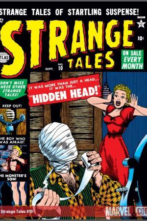 Strange Tales (1951) #10