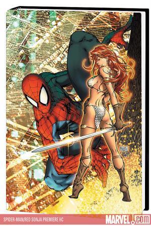 Spider-Man/Red Sonja Premiere (2008)