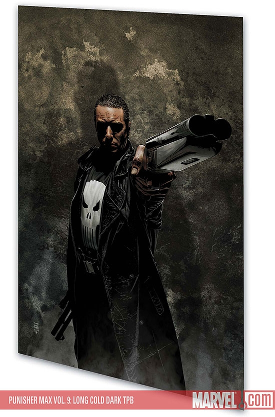 Punisher Max Vol. 9: Long Cold Dark (Trade Paperback)