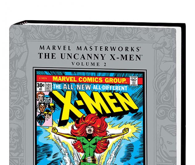 MARVEL MASTERWORKS: THE UNCANNY X-MEN VOL. 2 HC #0