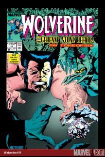 Wolverine (1988) #11