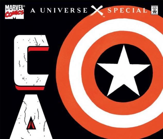 Universe X: Cap #1