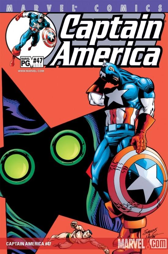 Captain America (1998) #47