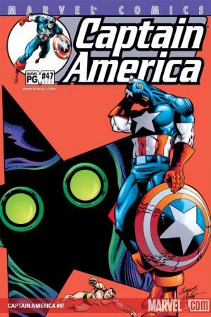 Captain America #47