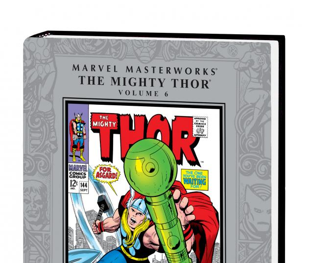 MARVEL MASTERWORKS: THE MIGHTY THOR VOL. 6 HC #0