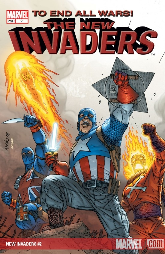 New Invaders (2004) #2