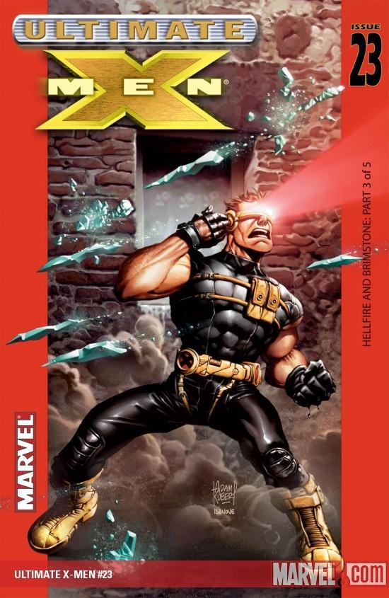 Ultimate X-Men (2000) #23