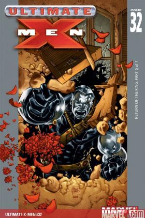 Ultimate X-Men (2000) #32