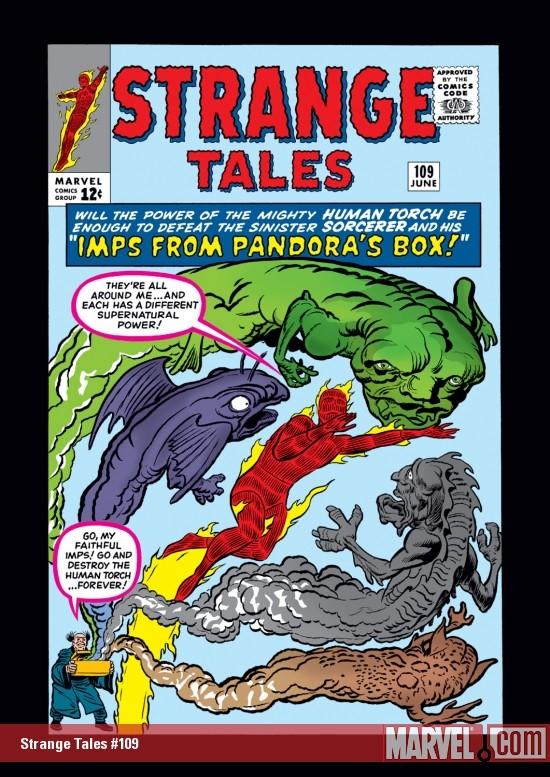 Strange Tales (1951) #109