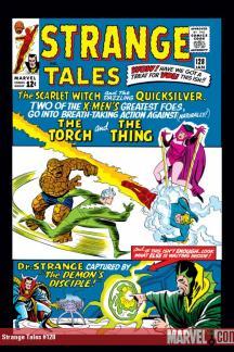 Strange Tales #128