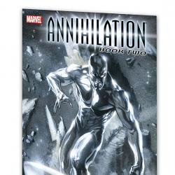ANNIHILATION BOOK 2 #0