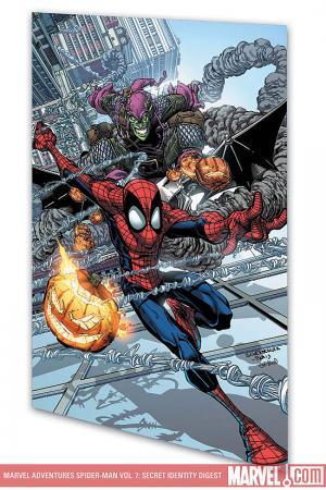 Marvel Adventures Spider-Man Vol. 7: Secret Identity (2007)