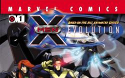 X-Men: Evolution (2001) #1