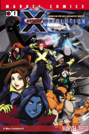 X-Men: Evolution #1