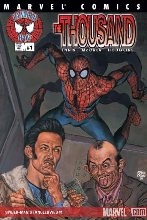 Spider-Man's Tangled Web #1