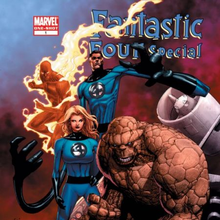 Fantastic Four Special 2005 (2005) #1