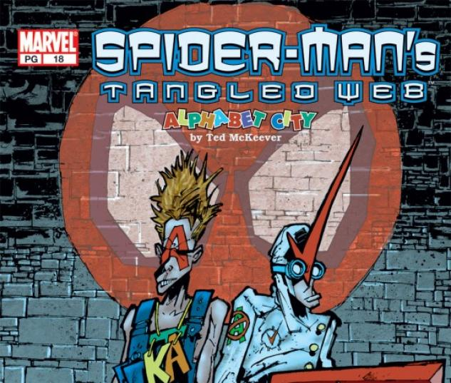 Spider-Man's Tangled Web (2001) #18