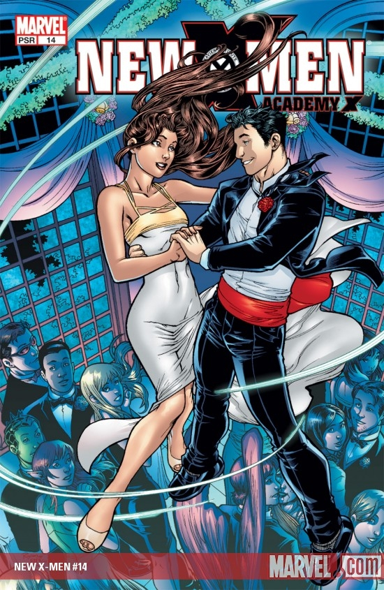 New X-Men (2004) #14