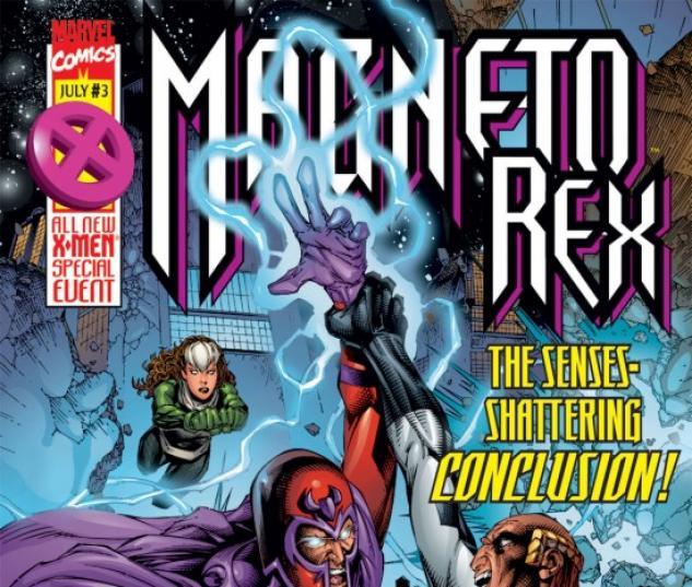 Magneto Rex (1999) #3
