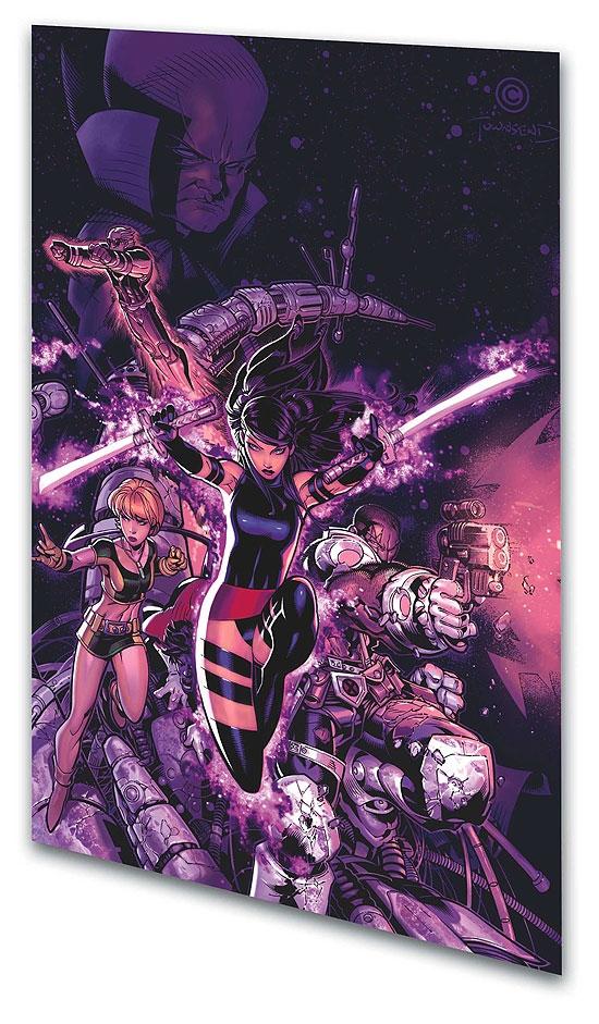 Uncanny X-Men - The New Age Vol. 5: First Foursaken (Trade Paperback)