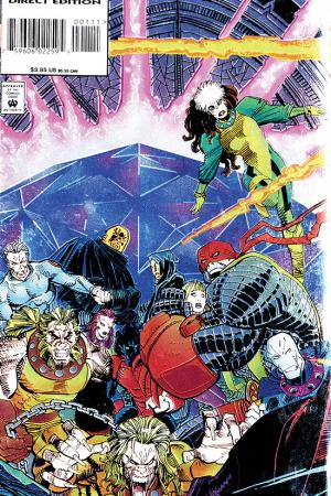 X-Men: The Complete Age of Apocalypse Epic Book 3 (2006)