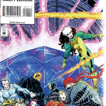 X-MEN: THE COMPLETE AGE OF APOCALYPSE EPIC BOOK 3 #0