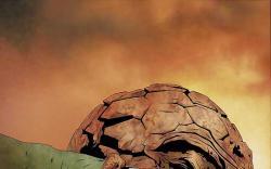 HULK & THING: HARD KNOCKS (1999) #3 COVER