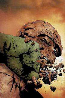 Hulk & Thing: Hard Knocks #3