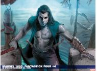 Marvel 1602: Fantastick Four (2006) #4 Wallpaper