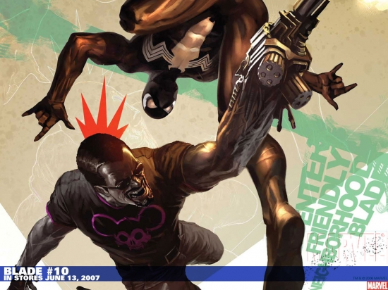 Blade (2006) #10 Wallpaper